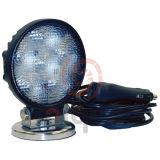 Cerrar viga de la inundación del LED Lámparas de trabajo con base magnética y cigarrillos Plug