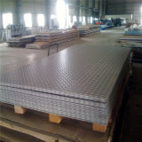 Gleiter-Proof Diamond Steel Plate Use als Floor Sheet