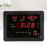[Ganxin] Moda Classics LED Interruttore controllo di calendario Digital Clock