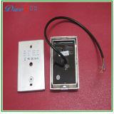 Carcaça do metal do leitor de cartão do controle de acesso de RFID usando-se em ao ar livre