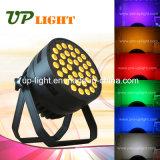diodo emissor de luz da PARIDADE do zumbido 6in1 da lavagem de 36*12W RGBWA +UV