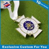 Les militaires de sport de médailles de médaillon de médaille de souvenir attribuent la médaille