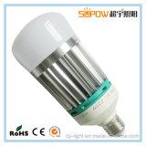 Le maïs économiseur d'énergie blanc lumineux superbe chaud de la vente E27 DEL 5730 SMD allume l'ampoule de lampe de projecteur