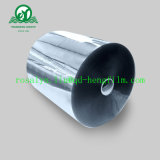Super Clear Pet Plastic Film in Roll with Silicone Coating