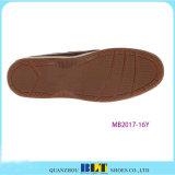 Ботинки шлюпки новой конструкции водоустойчивые кожаный