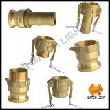 "1 1/2"" Brass Female BSPP Roscada Camlock"