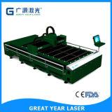 Máquinas para corte de metales grandes del laser de la zona de trabajo (GY-1325FS/1530FC/1530FCD)