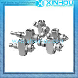 316ss Mould Lubrication Injection Air Atomizing Nozzle