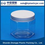 tarro plástico del animal doméstico 200g para el empaquetado del regalo