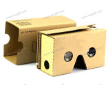 Vidrios del receptor de cabeza 3D de la realidad virtual de la grieta de Oculus de la película de Games&Watch del juego