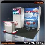 Spannkraft-Gewebe-Bildschirmanzeige-Stand der Ausstellung-3X3