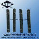最も売れ行きの良い99.95% Mo1 Black Pure Molybdenum RodかBar Dia7*L
