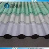 Strato di plastica del PC del policarbonato ondulato circolare ondulato