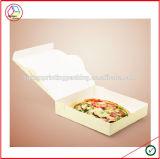 Rectángulo de papel de empaquetado de los alimentos de preparación rápida