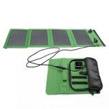 Carregador Foldable impermeável ao ar livre do painel solar de telefone Ebst-Sps14W04 móvel