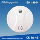 Rivelatore di fumo interconnettibile senza fili autonomo dell'allarme di fumo di Peasway (PW-507W)
