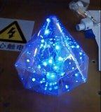 Iluminación estrellada azul del bulbo del nuevo diseño DIY LED para la decoración