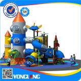 Kind-Plastikim freienspielplatz-Plättchen-Gerät (YL-X148)