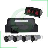 De draadloze Sensor van het Parkeren voor Vrachtwagens en Bussen