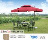 고품질 선전용 일요일 정원 양산 우산