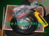 Chariot électrique aux élans 1ton de l'élévateur à chaînes