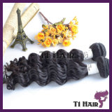 Человеческие волосы красотки глянцеватые бразильские Unprocessed