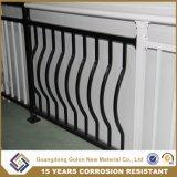 Конструкция загородок веранды Railing/балкона утюга Railing/балкона металла фабрики