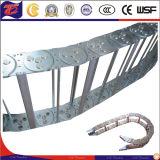 Galvanziedの鋼鉄ケーブル搬送システムかトラック鎖