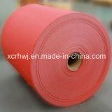 Вулканизированное электрической изоляцией набивка листа бумаги волокна, волокно 100% пульпы хлопка красное вулканизированное покрывает изготовление