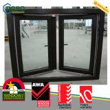 UPVCのプラスチック開き窓のWindowsはAs2047 AS/NZS2208及びAs1288従う
