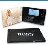 Kundenspezifischer LCD-Bildschirm-Videokarte für Reklameanzeige