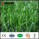Fabrik-Verkaufs-Grün-natürliche landschaftlich verschönerngras-künstlicher Rasen-niedrige Preise