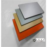 Panneau composite en aluminium coloré pour le revêtement et la décoration