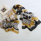 Form-Herbst-lange Polyester-Voile-Schal-Frauen-Schals