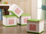 Réutiliser la caisse d'emballage ondulée de papier estampée/cadre de empaquetage