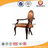 Presidenza di legno di lusso dell'hotel del Corridoio della presidenza di banchetto del metallo dei piedini di Imitational (UL-HT002)