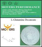 Venda quente Nutrição Suplemento L-Glutamina Decanoate 99,9% .