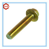 Zinc-Plated, болт с буртиком болт/DIN6921 Hex головки фланца HDG