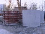 Molde da tubulação do cimento do grande diâmetro