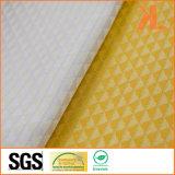 Pano de tabela largo da largura do projeto do triângulo do jacquard da qualidade do poliéster