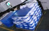 Hoja de pared gemela para la protección/la placa del plástico de Coroplast Corflute Correx