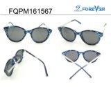Ce neuf UV400 de rassemblement de lunettes de soleil de mode de bonne qualité du modèle Fqpm161567