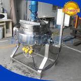 Chaleira elétrica Jacketed com misturador (50-1000L)