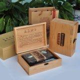 Коробка чая нагорья Цейлона деревянная