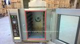 Печь конвекции горячего воздуха хлеба 5 подносов Hongling электрическая автоматическая обеспечивая циркуляцию для сбывания