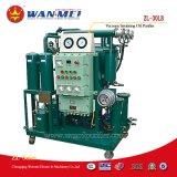 中国普及したシリーズ単段の真空の石油フィルター