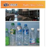 Maquinaria de enchimento da água mineral do frasco do animal de estimação