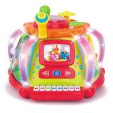 Speelgoed van de Wereld van het jonge geitje het Interessante Kleine Plastic Onderwijs (H0895083)