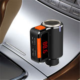 담배 점화기 (BC09)를 가진 최신 Bluetooth 이동 전화 차 충전기 FM 전송기