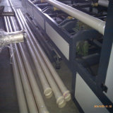 ligne d'extrusion de production de tube de PVC de 160mm